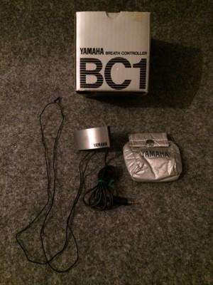 Yamaha BC1 breath control