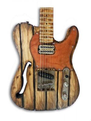 Bajada de precio - Martper Guitars Telecaster American Vintage