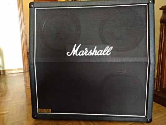 Caja Marshall 4x12 JCM900