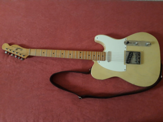 Telecaster Haar Traditional T