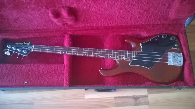 Gibson victory bass standard año 81 (cambio)