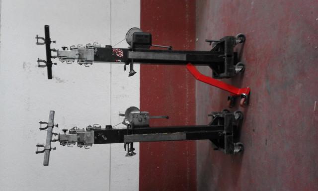 Patas telescopicas