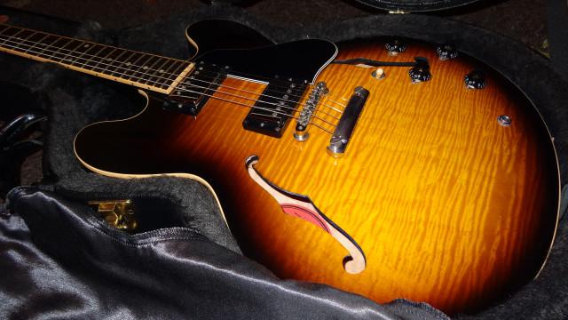Gibson ES-335 Dot Reissue RESERVADA