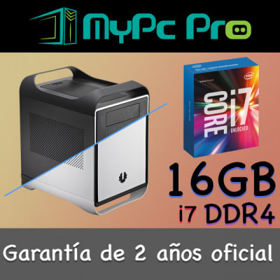 Mac Pro Mini Hackintosh i7 16 GB RAM DDR4 250 GB SSD CustoMac