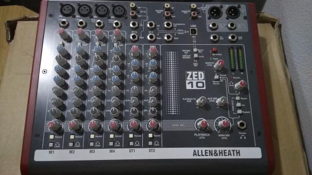 Allen & Heath Zed 10 (envío incluido)