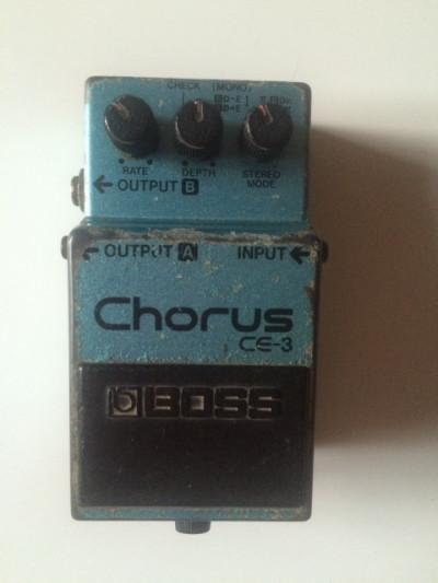 Boss CE 3 Chorus