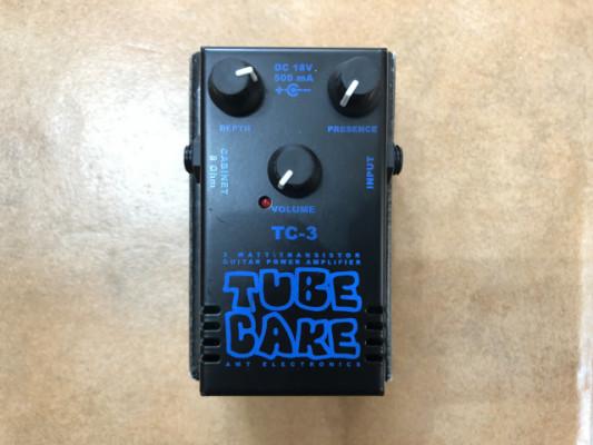 Amplificador AMT Tube Cake TC3