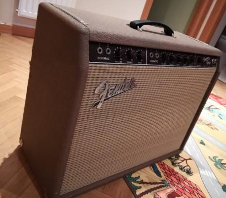 Fender Super 6G4A del año 1962 Brownface