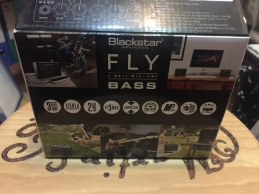 BLACKSTAR FLY BASS 3 WATT MINI AMP