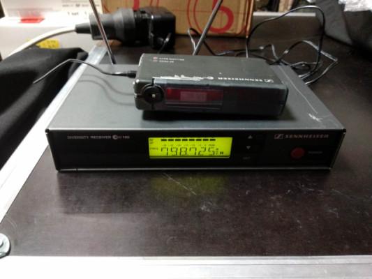 Sennheiser ew100 g1. Rango 790-822MHz