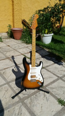Fender American Vintage '57 Reissue Stratocaster de 1991
