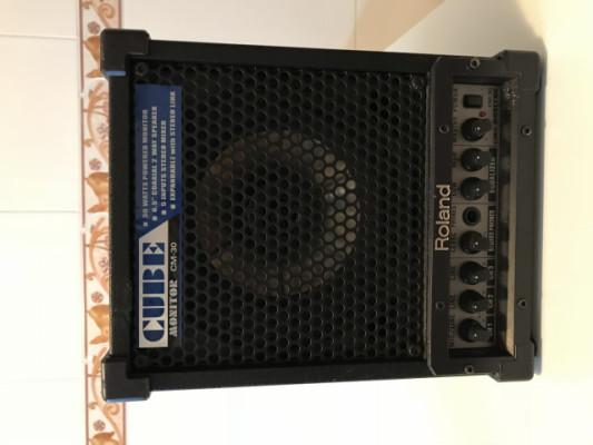 Vendo Monitor Roland CM-30