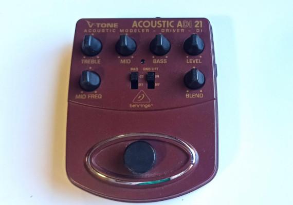 Behringer  Acoustic ADI 21