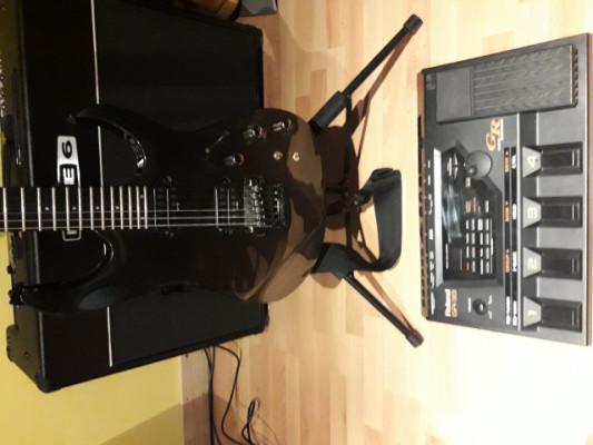 Guitarra Ibánez Prestige Midi+Roland GR33