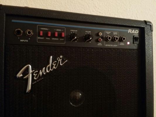 Amplificador para guitarra FENDER RAD