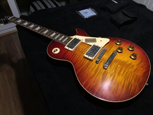 Gibson Les Paul True Historic 1959 Aged - Rebajada!!!