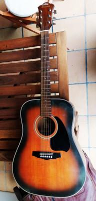 Guitarra Acústica Ibanez V290TV Vintage de 1985