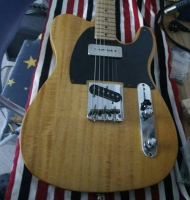 TELECASTER 52' BUTTERSCOTCH