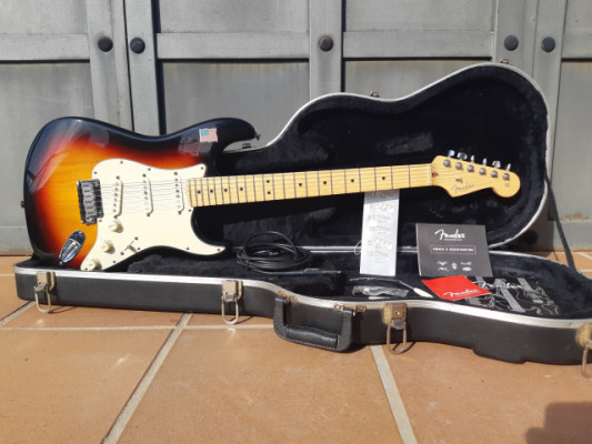 Fender Stratocaster, American Standard, Made in USA