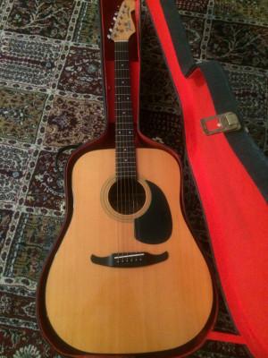 Guitarra acústica Fender Concorde