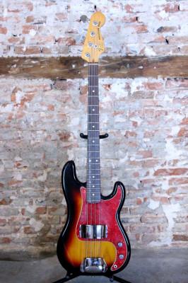 Fender Precision Sunburst (1979)