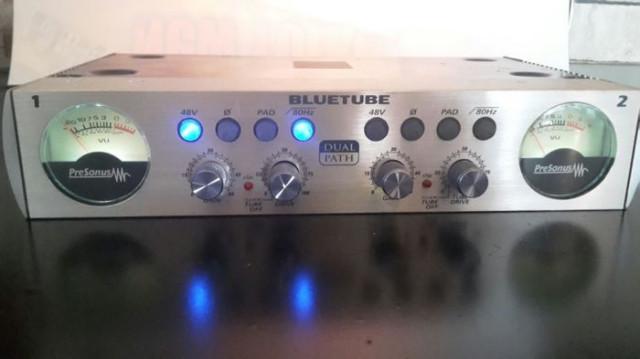 Preamp Stereo Presonus Bluetube a Valvulas