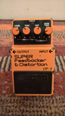 Boss DF-2 SUPER Feedbacker & Distortion (1986) >>> RESERVADO <<<