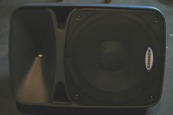 Samson Auro D12 - Pareja de monitores pasivos