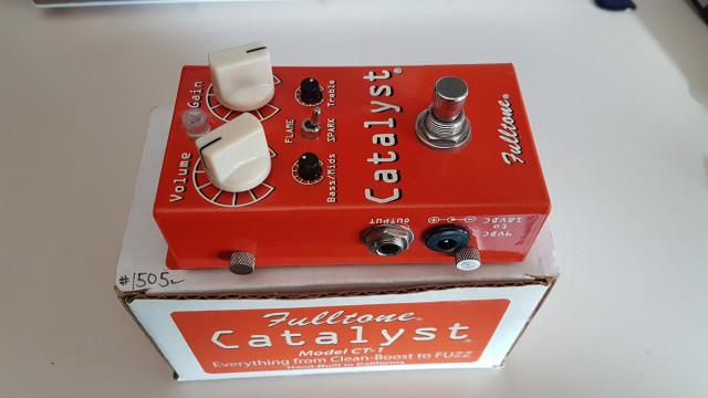 Fulltone Catalyst (ENVÍO INCLUIDO)