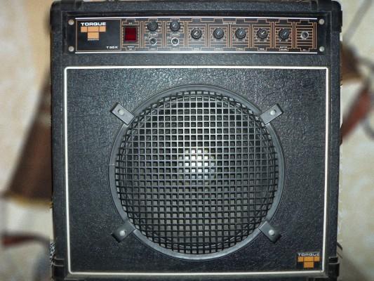 Amplificador de guitarra Torque T50K