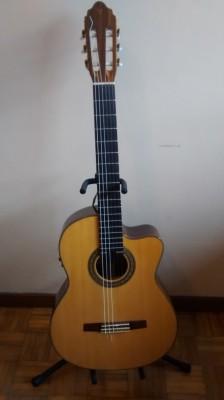 Guitarras clásica española electrificada Valencia CG50CE+ (ENVIO GRATIS)