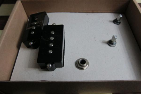 Electrónica Fender Precision