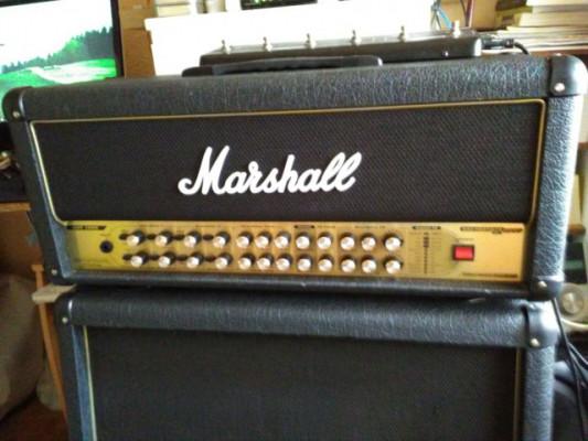 Cabezal Marshall Valvestate AVT 150
