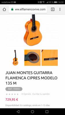 Juan Montes Rodríguez mod. 135M