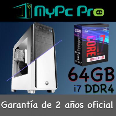 Hackintosh Extreme Mac i7 64 GB RAM DDR4 500 GB SSD Pro