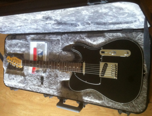 Fender Telecaster Elite MB
