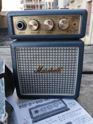 Marshall MS 2 C Classic Micro Amp