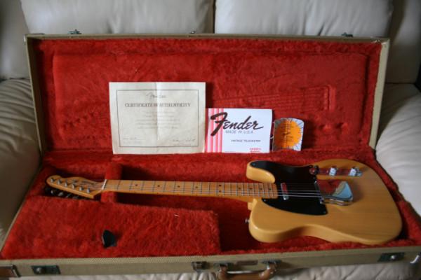Fender Telecaster 52