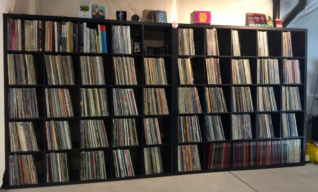 Venta vinilos y CDs rock, heavy, punk, metal, etc