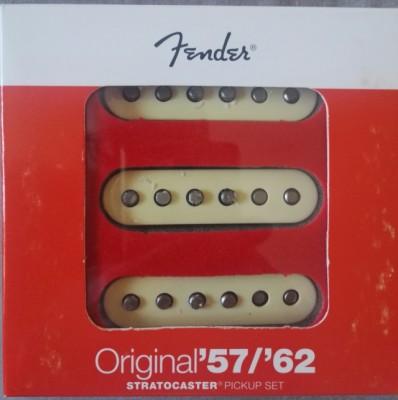 Pastillas Fender 57/62 Strato Pickup Set. Nuevas!
