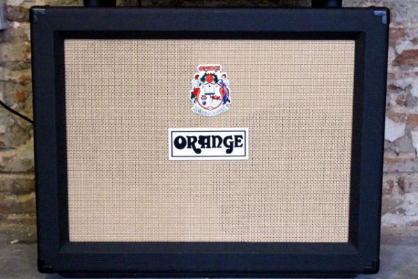 Orange PPC212 2×12 120w Guitar Cabinet (B-Stock)