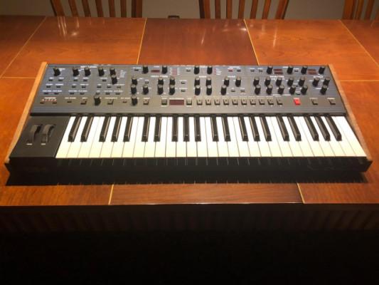 Moog Voyager Elec. Blue Edition / Mfb-522 / Maschine Mk2 / Dave Smith Ob6
