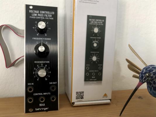 Berhinger Filter 904A Moog