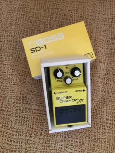 Boss SD-1, Super Overdrive