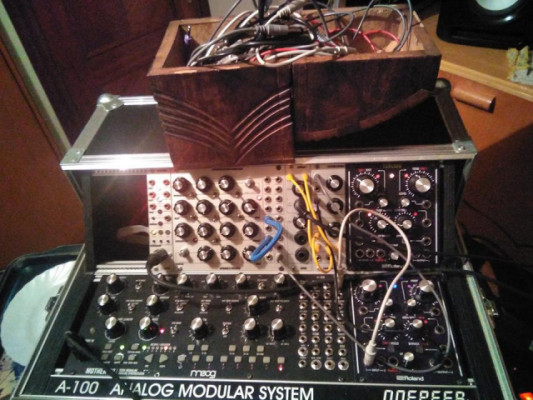 Sintetizador modular REBAJADO