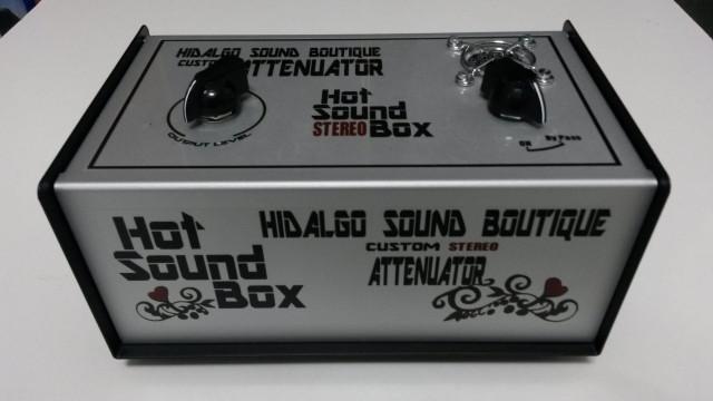 Atenuador STEREO - Para amplis tipo Magnatone Panoramic Stereo, o para 2 amplis