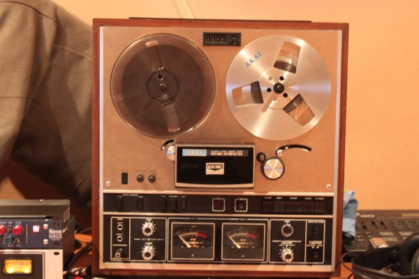 AKAI GX-260D (Reel to Reel Tape Recording)
