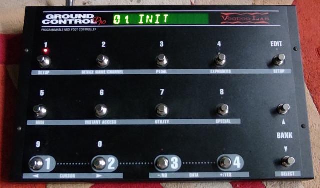 VOODOO LAB - GCX y Ground Control Pro