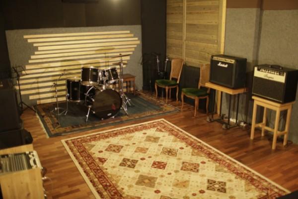 Estudio de grabación - Barcelona