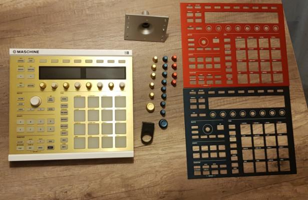 Maschine MkII + soporte batería + Custom